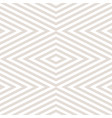 geometric seamless pattern with zigzag stripes vector image vector image