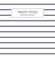 simple stripes seamless pattern vector image vector image