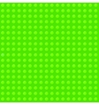 Green Seamless Background of Plastic Construction