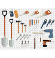 Hardware store vector image
