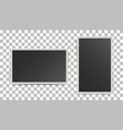 photo frame on isolated background for your vector image
