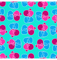 swinger party seamless pattern guy and girl sex vector image vector image