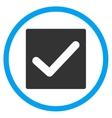Check Box Icon vector image vector image