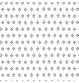 black and white dots hand drawn simple geometric vector image vector image