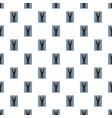 wedding tuxedo pattern vector image vector image