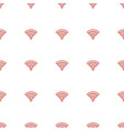 wi fi icon pattern seamless white background vector image vector image
