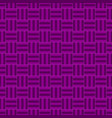 simple repeating pattern - square design vector image vector image