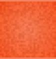 900 orange background puzzle jigsaw banner vector image vector image