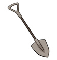 A gardening tool vector image vector image