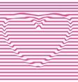 heart line stencil dent the imageDesign