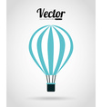 balloon air design vector image