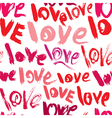 love seamless 1 380 vector image