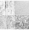 vintage ink splatter grunge distressed vector image