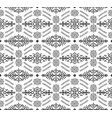 african ethnic style seamless pattern vector image vector image