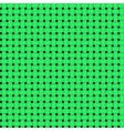 seamless green simple grid pattern vector image vector image