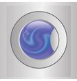 washing mashine vector image