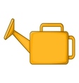 Watering can icon cartoon style vector image vector image