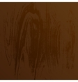 Wood texture brown vector image vector image