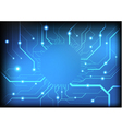 background Circuit vector image vector image