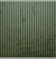 texture old rusty corrugated metal industrial vector image vector image