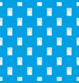 switch pattern seamless blue vector image vector image