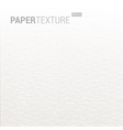 Gradation Realistic White Paper Texture vector image