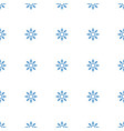 sunbed icon pattern seamless white background vector image vector image