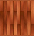 wooden floor tile texture background vector image