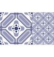 modern tile pattern vector image vector image