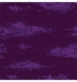 pixel art night sky seamless pattern vector image