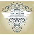 7floral line 44 1 vector image vector image