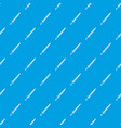 long sword pattern seamless blue vector image vector image