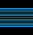 abstract blue black line speed pattern background vector image vector image