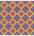 Abstract geometric colorful seamless pattern vector image vector image