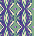 Abstract seamless ornament pattern the vector image vector image