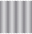 diagonal dots monochrome pattern vector image vector image