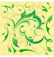 flourish background vector image vector image
