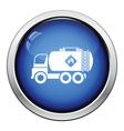 Oil truck icon vector image