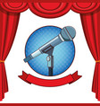 show and theater vector image