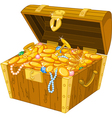 Treasure chest vector | Price: 3 Credits (USD $3)