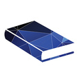 book icon Abstract Triangle vector image