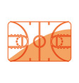 basketball sport game vector image