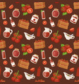 fresh background organic red tomato vegetable vector image vector image