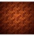Dark Parquet 3d Seamless Floor Pattern vector image vector image