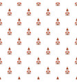 church pattern vector image