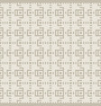 neutral color seamless pattern for packaging vector image