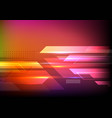 technology background color for web and design vector image vector image