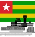 Togo vector image