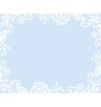Wedding template vector image