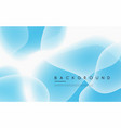 abstract minimalist background with glowing vector image vector image
